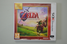 3DS The Legend of Zelda Ocarina of Time 3D (Nintendo Selects)