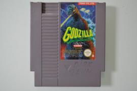 NES Godzilla Monster of Monsters