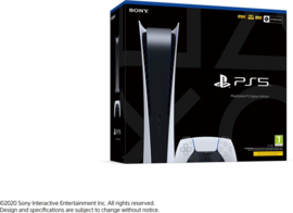 Playstation 5 Console All Digital Console [Pre-Order]