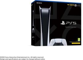 Playstation 5 Console All Digital Console [Nieuw] - UITVERKOCHT