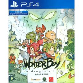 Ps4 Wonder boy The Dragon's Trap [Nieuw]