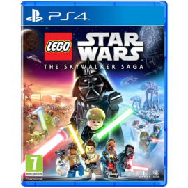 PS4 Lego Star Wars The Skywalker Saga [Pre-Order]