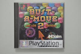 Ps1 Bust A Move 2 Arcade Edition (Platinum)