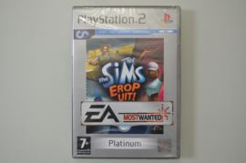 Ps2 De Sims Erop Uit (Platinum) [Nieuw]