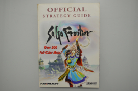 Saga Frontier Official Strategy Guide
