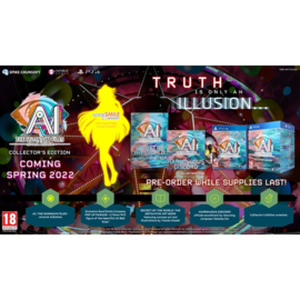 Switch AI The Somnium Files nirvanA Initiative Collector's Edition [Pre-Order]