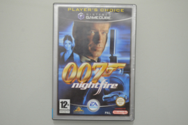 Gamecube James Bond 007 Nightfire (Player's Choice)