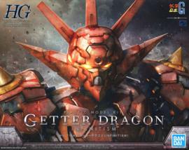 Model Kit HG 1/144 Getter Dragon Infinitism - Bandai [Nieuw]