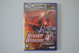Ps2 Dynasty Warriors 4 [Nieuw]