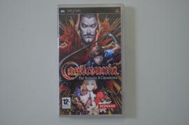 PSP Castlevania The Dracula X Chronicles