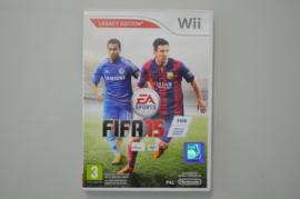 Wii Fifa 15