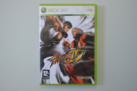 Xbox 360 Street Fighter IV