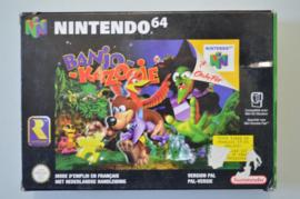 N64 Banjo Kazooie [Compleet]