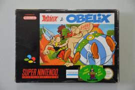 SNES Asterix & Obelix [Compleet]