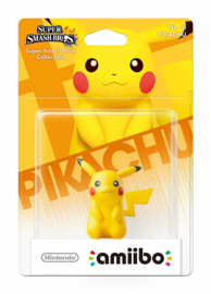 Amiibo Pikachu Pokemon - Super Smash Bros [Nieuw]