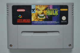 SNES The Incredible Hulk