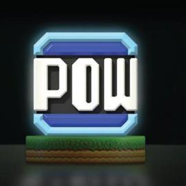 Nintendo Super Mario Pow Block Icon Light - Paladone