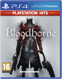 Ps4 Bloodborne (Playstation Hits) [Nieuw]