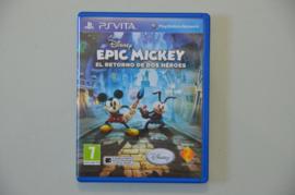 Vita Disney Epic Mickey 2 The Power of Two