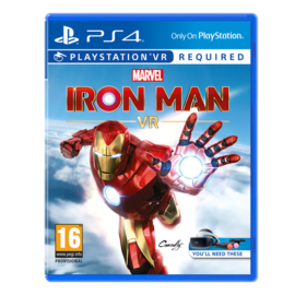 Ps4 Marvel Iron Man VR (PSVR) [Pre-Order]