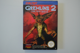 NES Gremlins 2 The New Batch [Compleet]