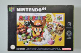 N64 Mario Party 2 [Compleet]