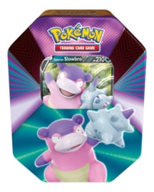Pokemon TCG Galerian Slowbro V Forces Tin - The Pokemon Company [Pre-Order]