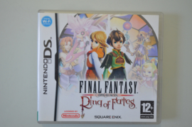DS Final Fantasy Crystal Chronicles Ring of Fates
