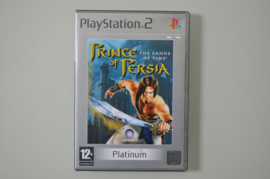 Ps2 Prince of Persia The Sands of Time (Platinum)