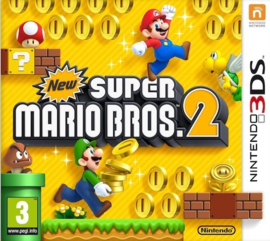 3DS New Super Mario Bros 2 [Nieuw]
