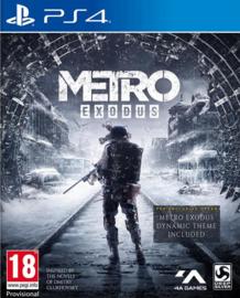 Ps4 Metro Exodus [Nieuw]