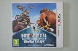 3DS Ice Age 4 Continental Drift Arctic Games
