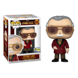 Marvel Funko Pop - Stan Lee Cameo SDCC 2020 Exclusive #656 [Nieuw]