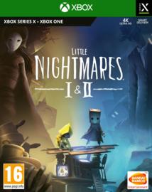 Xbox Little Nightmares I & II Bundle (Xbox One/Xbox Series X) [Pre-Order]
