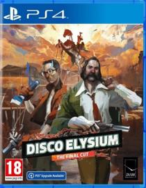 Ps4 Disco Elysium - Final Cut [Pre-Order]