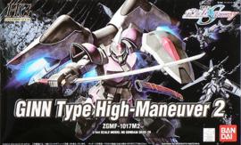 Gundam Model Kit HG 1/144 Ginn Type High Maneuver 2 - Bandai [Nieuw]