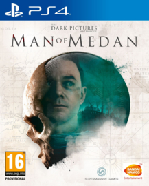 Ps4 The Dark Pictures Anthology Man of Medan [Nieuw]