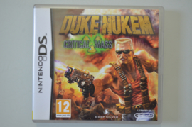 DS Duke Nukem Critical Mass