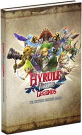 Hyrule Warriors Legends Collectors Edition Guide [Nieuw]