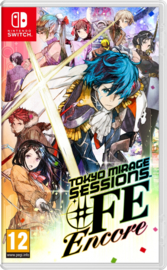 Switch Tokyo Mirage Sessions #FE Encore + Chrom Amiibo [Pre-Order]