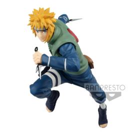 Naruto Figure Minato Namikaze Vibration Stars - Banpresto [Pre-Order]