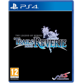 Ps4 The Legend of Heroes Trails Into Reverie [Pre-Order]