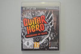 Ps3 Guitar Hero Warriors of Rock