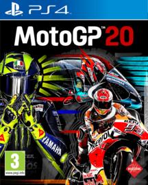 Ps4 MotoGP 20 [Nieuw]