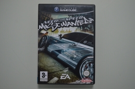 Gamecube Need for Speed Most Wanted