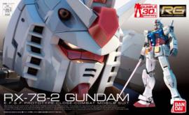 Gundam Model Kit RG 1/144 RX-78-2 Gundam - Bandai [Nieuw]