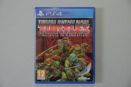 Ps4 Teenage Mutant Ninja Turtles Mutants in Manhattan
