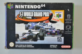 N64 F-1 World Grand Prix [Compleet]