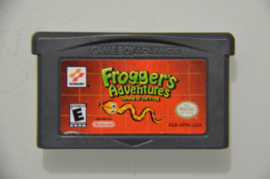 GBA Frogger's Adventures Temple Of The Frog