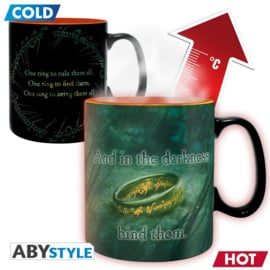The Lord Of The Rings Heat Change Mok - ABYStyle